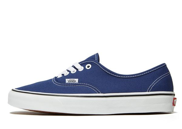 vans authentic blau