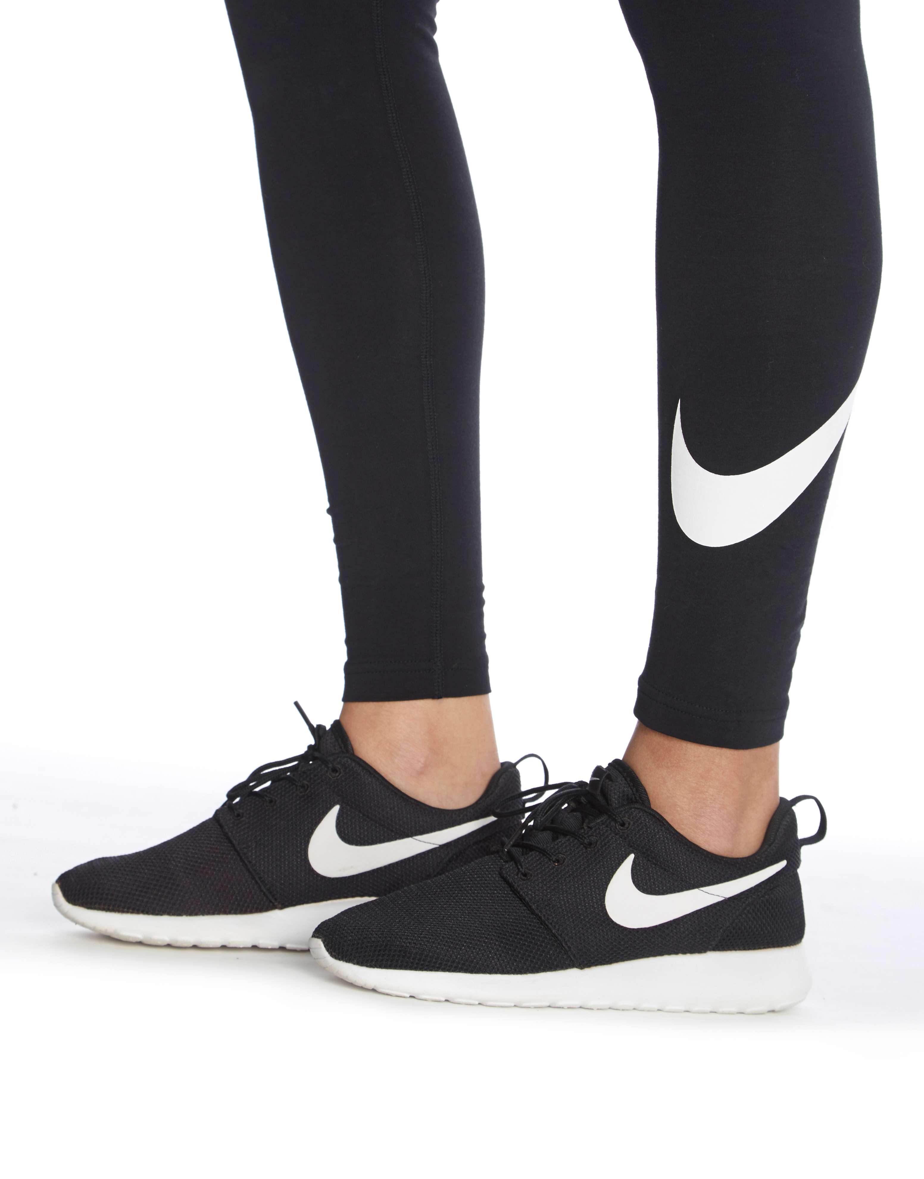 Nike Leg A See Swoosh Leggings
