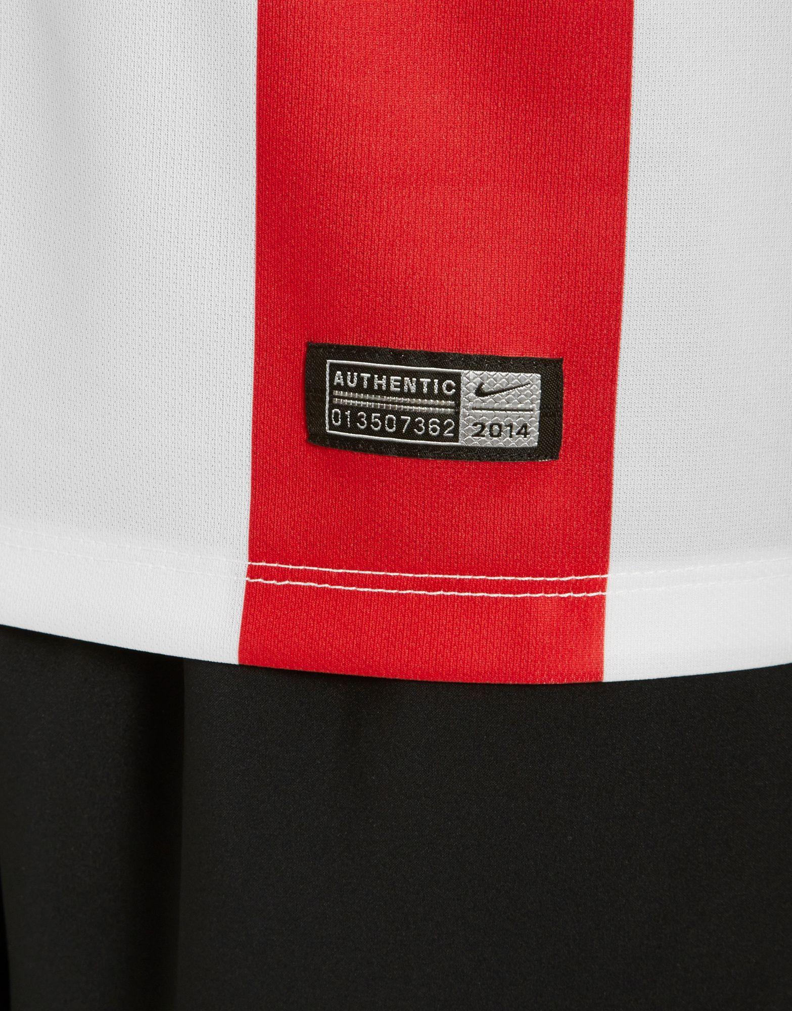 Nike Atletico Madrid 2014 Home Shirt