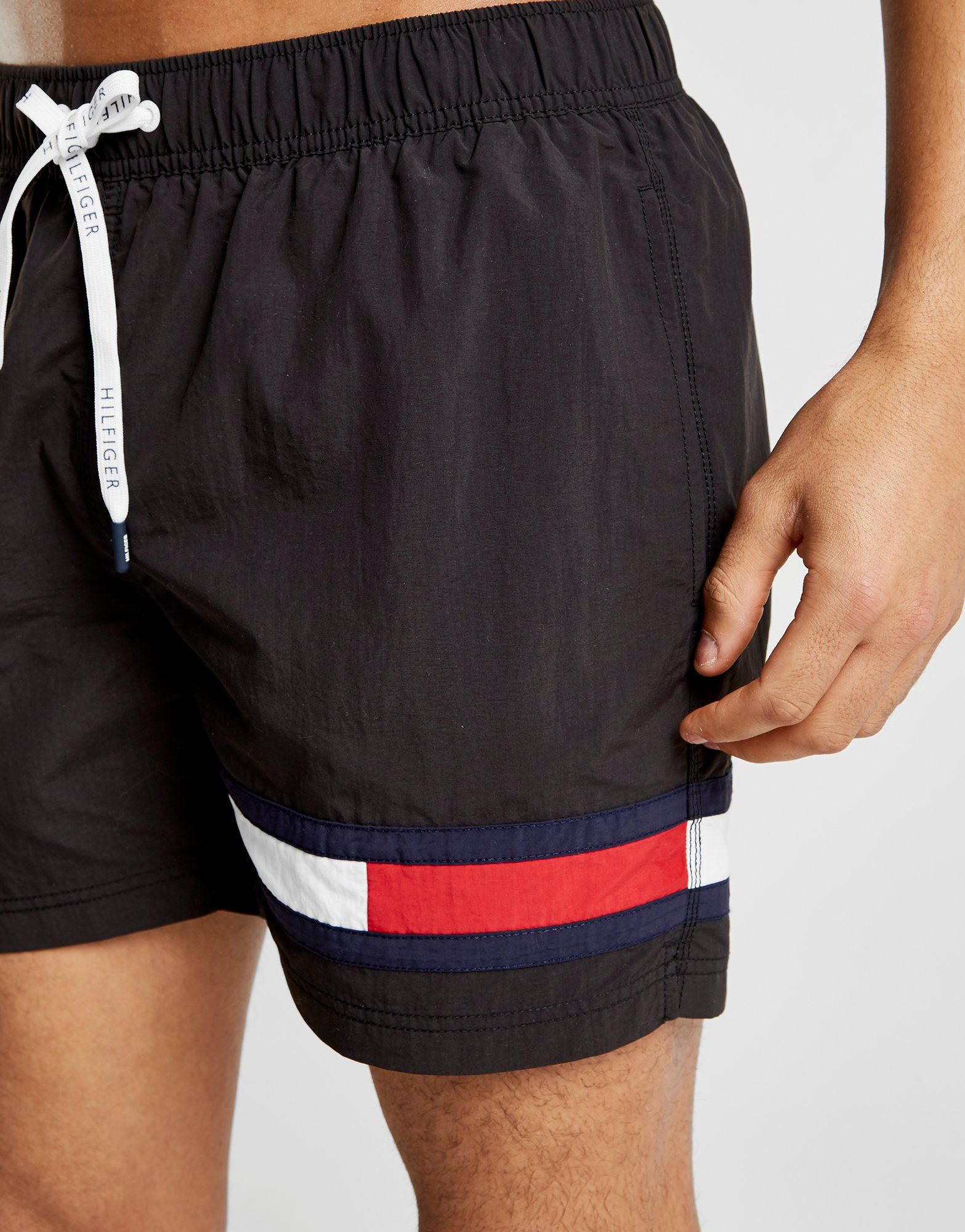 Tommy Hilfiger Flag Logo Swim Shorts