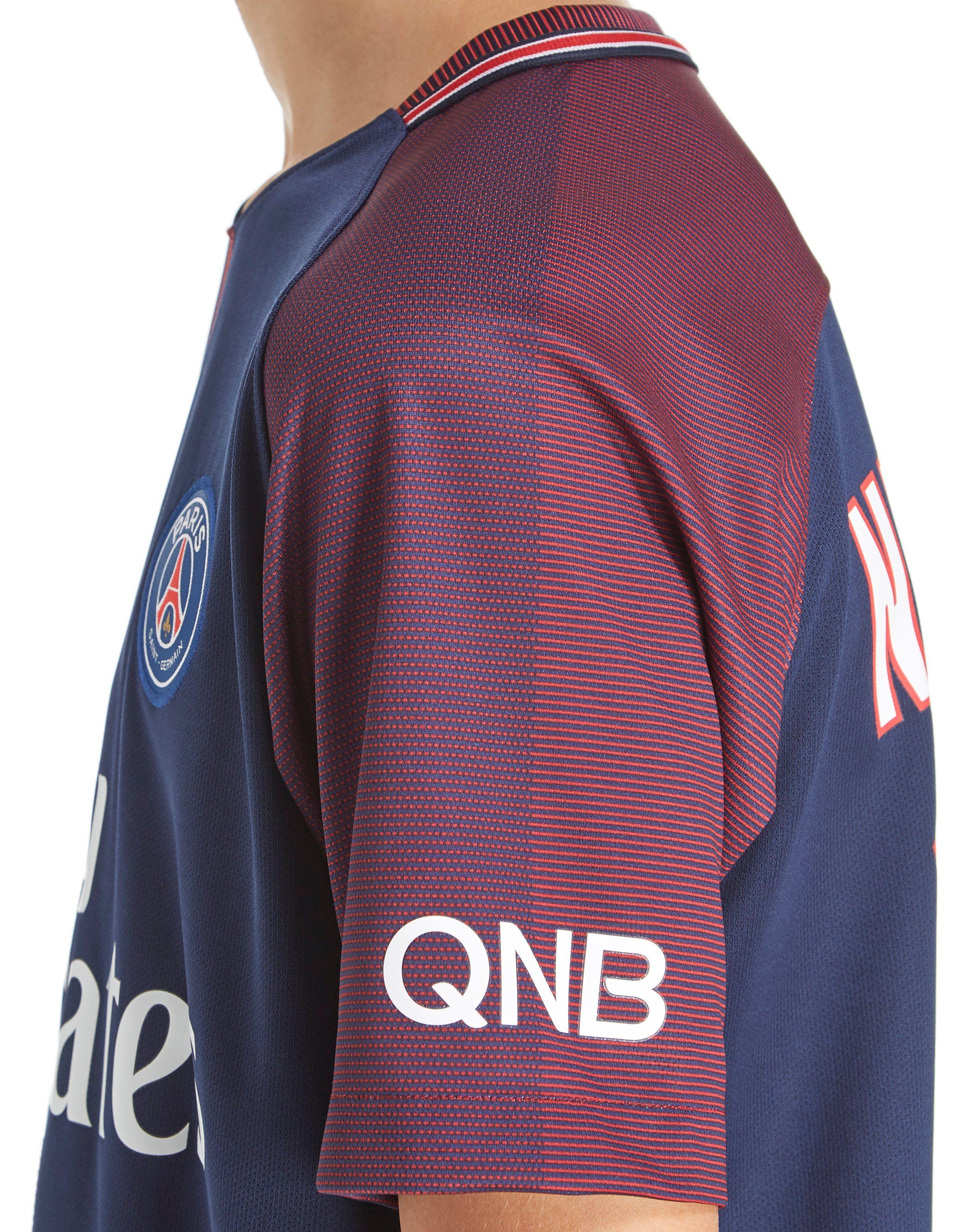 Nike PSG FC Neymar 2017/18 Home Shirt Junior