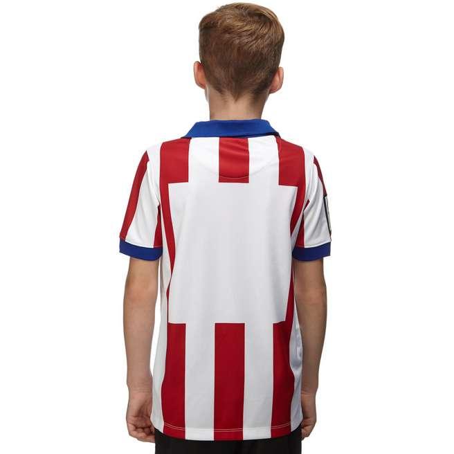 Nike Atletico Madrid 2014 Junior Home Shirt