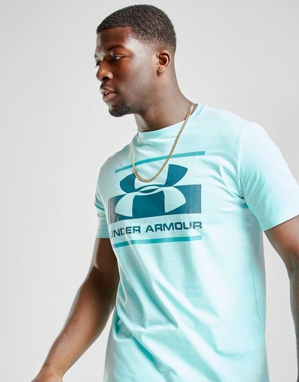 sports shoes f9acc 323d0 Under Armour Blocked T-Shirt   JD Sports Ireland