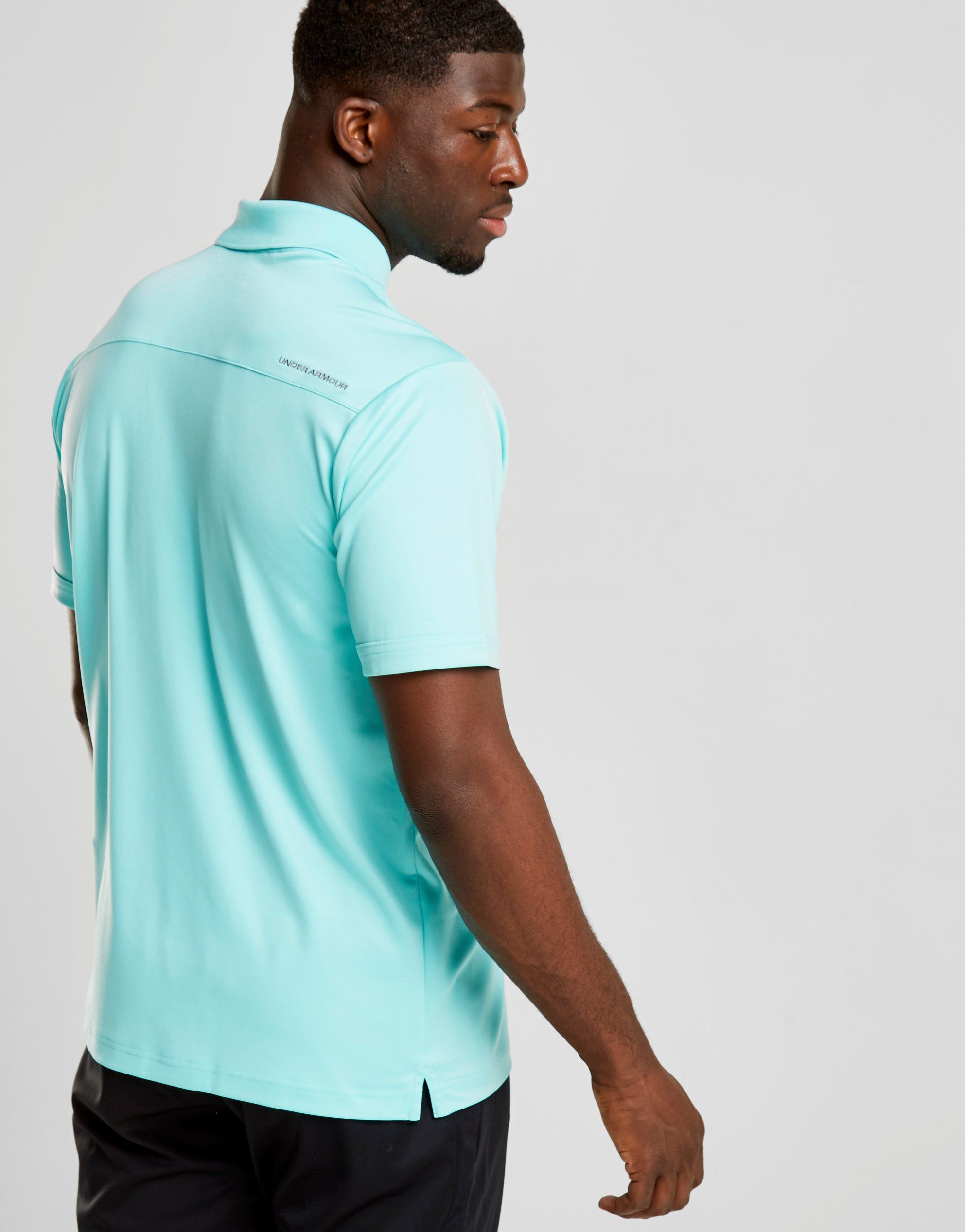 Under Armour Tech Polo Shirt Blau
