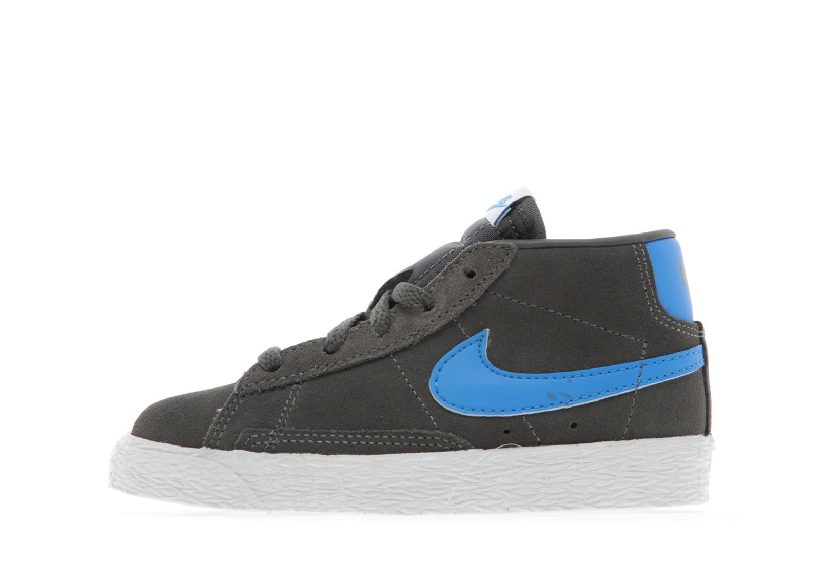 Nike Blazer Mid Suede Infants