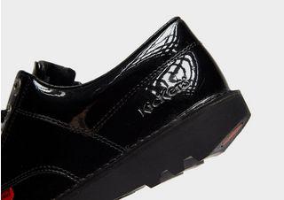 Kickers Kick Lo Patent Junior