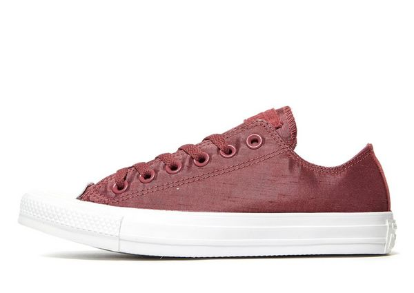 cf36d81199a16 Converse All Star OX Satin Femme