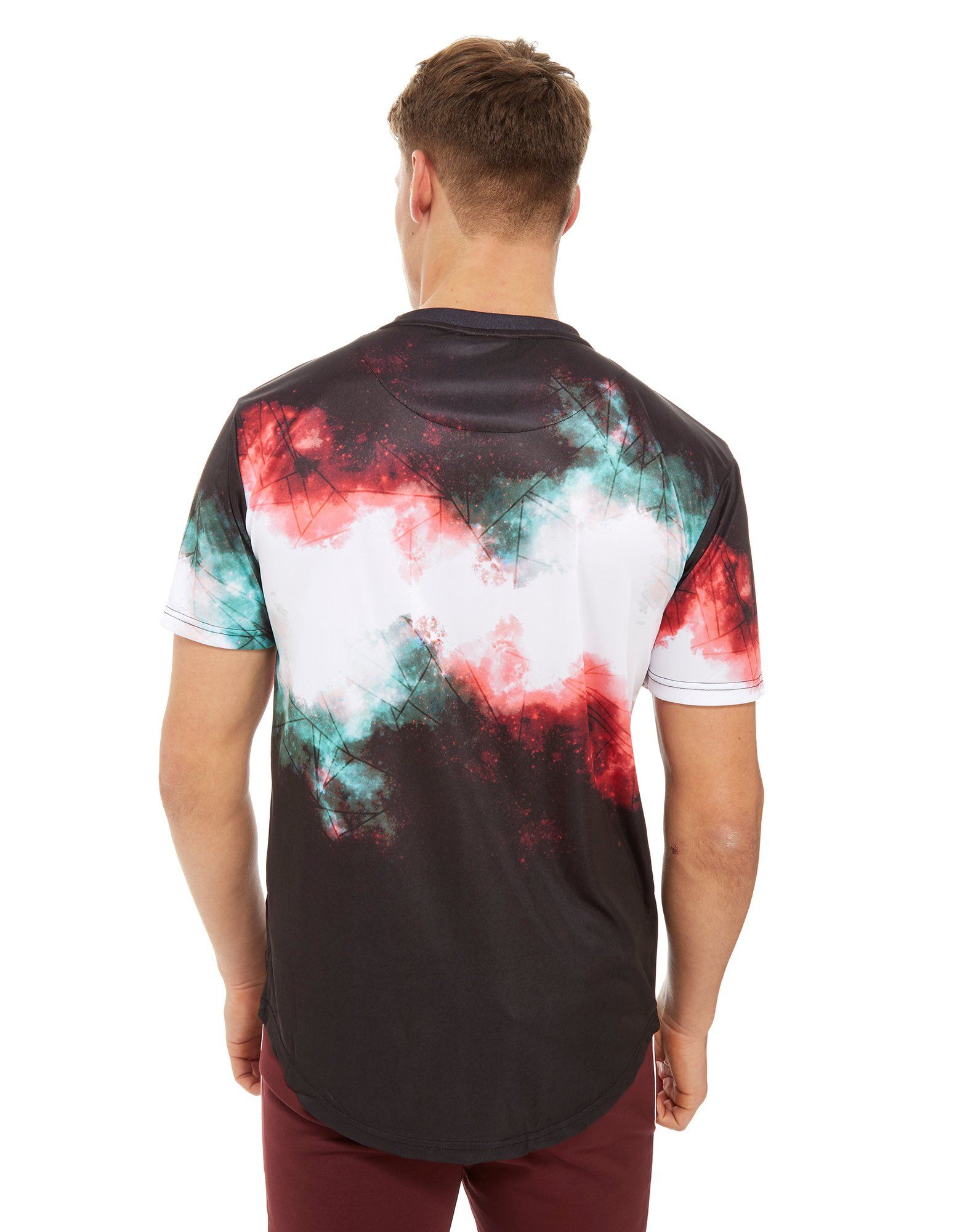 Sonneti Everglow T-Shirt Schwarz