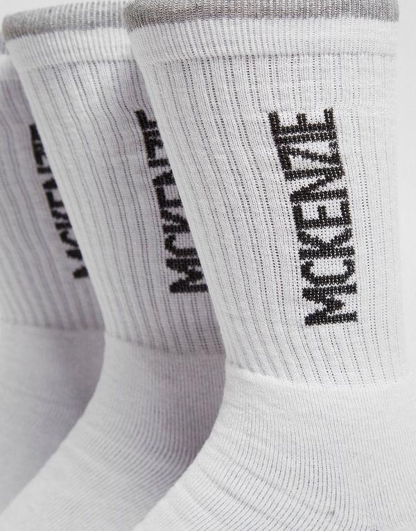 McKenzie Pack 3 calcetines de deporte  748bdcd7d9b
