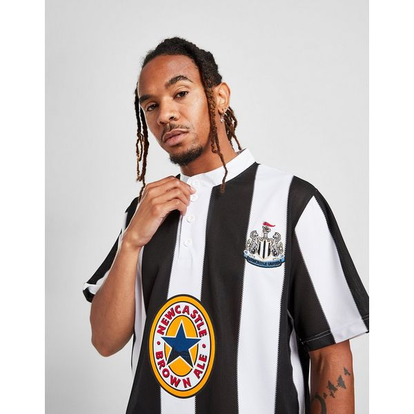 Score Draw Newcastle United FC '96 Home Shirt Heren
