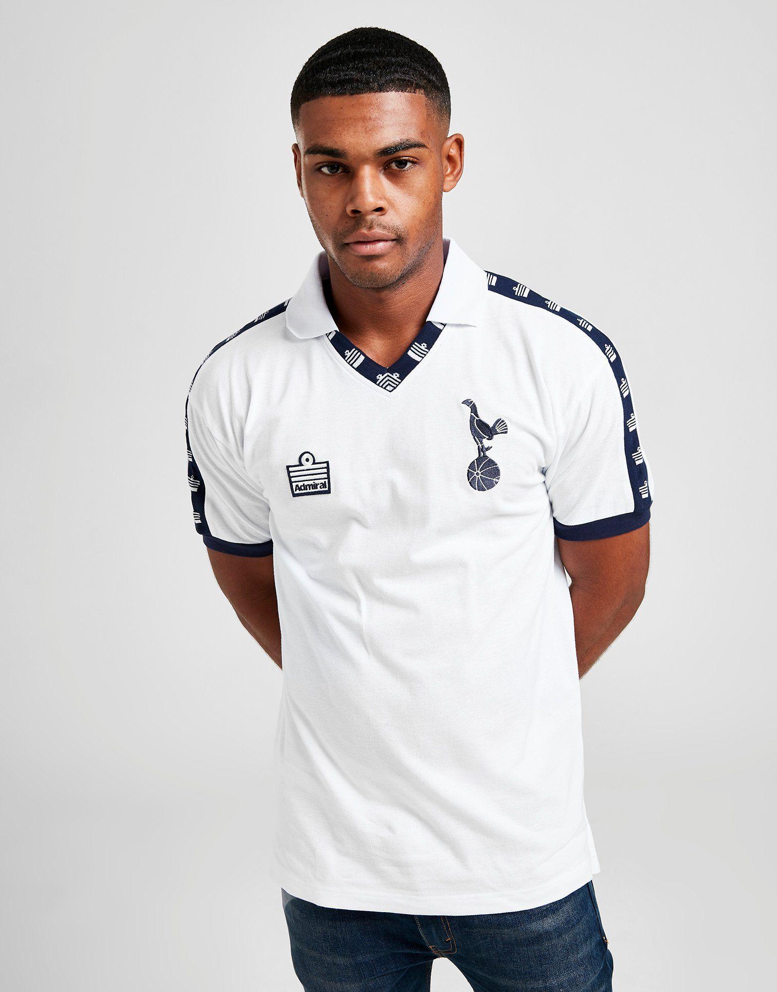 Score Draw Tottenham Hotspur '78 Home Shirt
