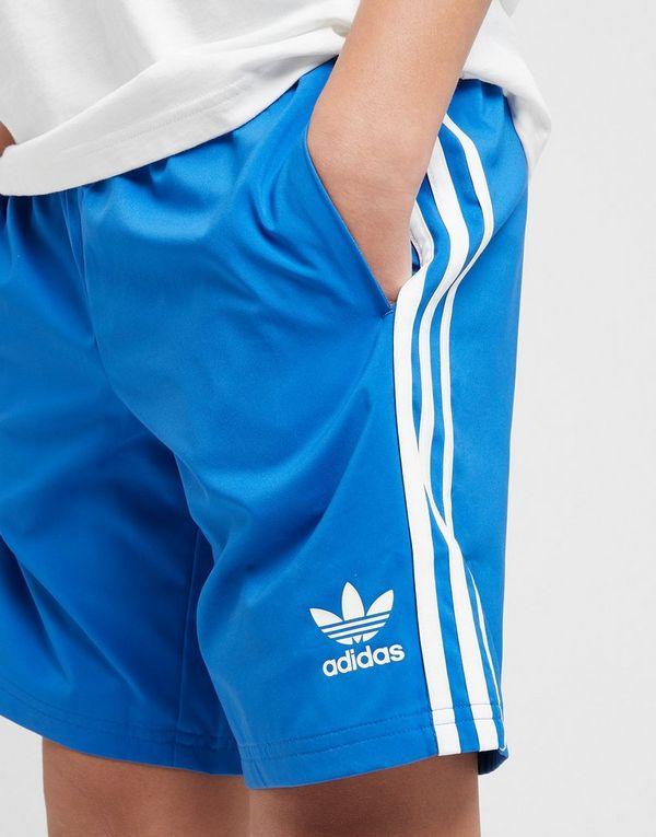 25488dce14 adidas Originals Trefoil Swim Shorts Junior | JD Sports Ireland