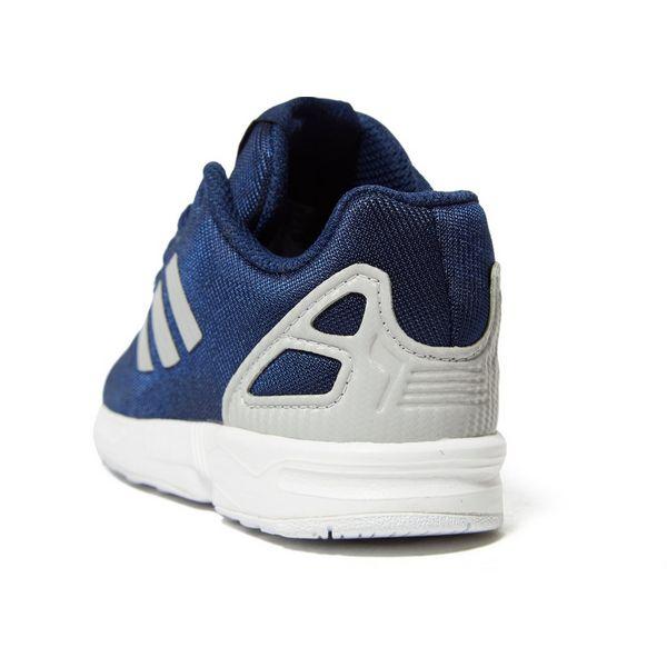 5a023640d571 ... hot adidas originals zx flux kleinkind dunkelblau grau 60526 99a39