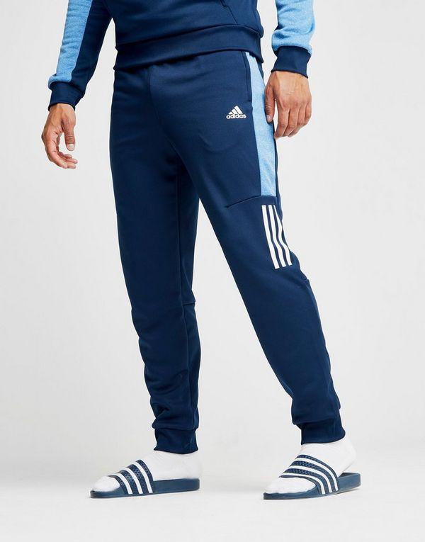 Adidas pantalon de surv tement speed poly homme jd sports - Pantalon de survetement adidas homme ...