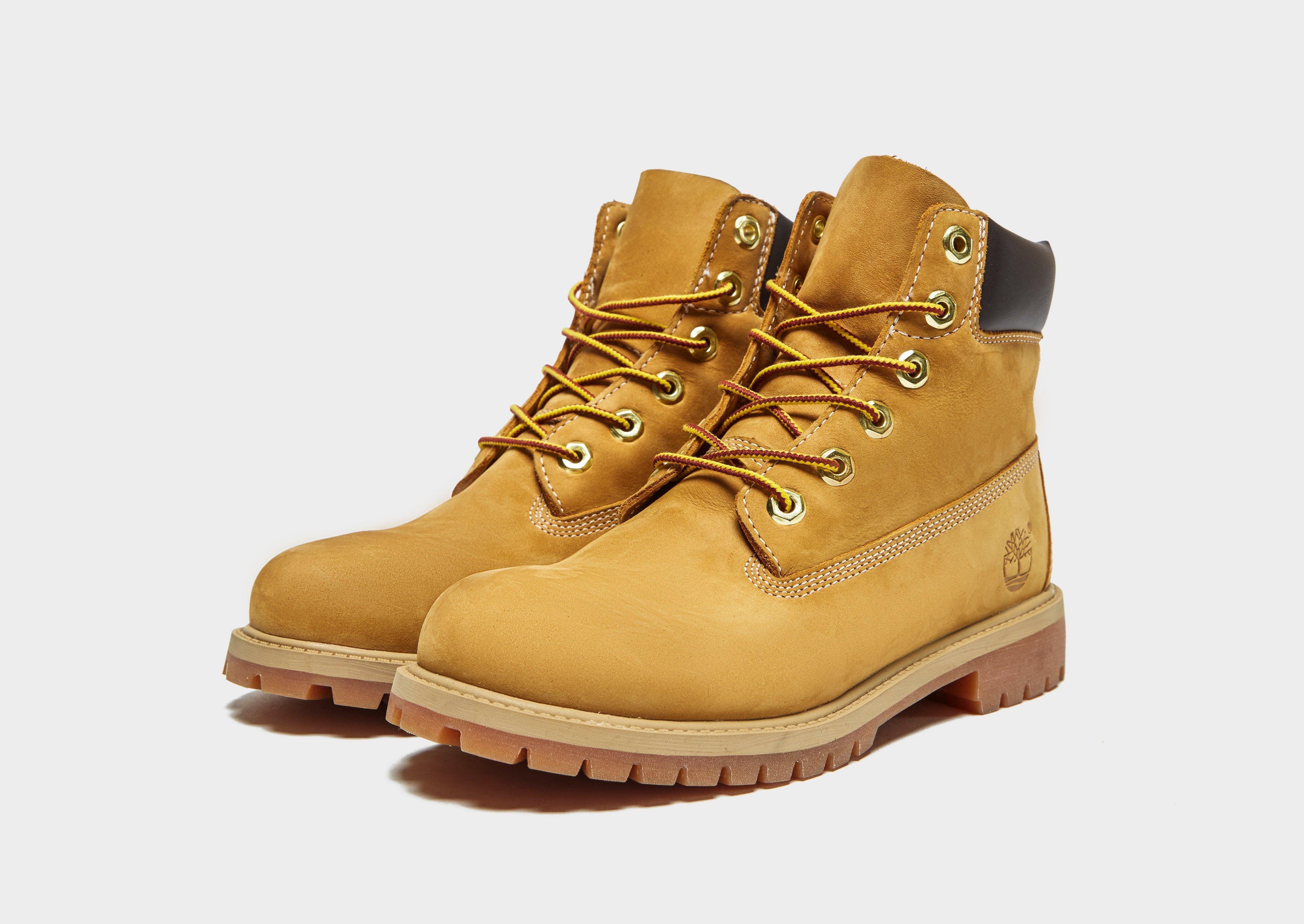 Timberland 6 Inch Boot Junior
