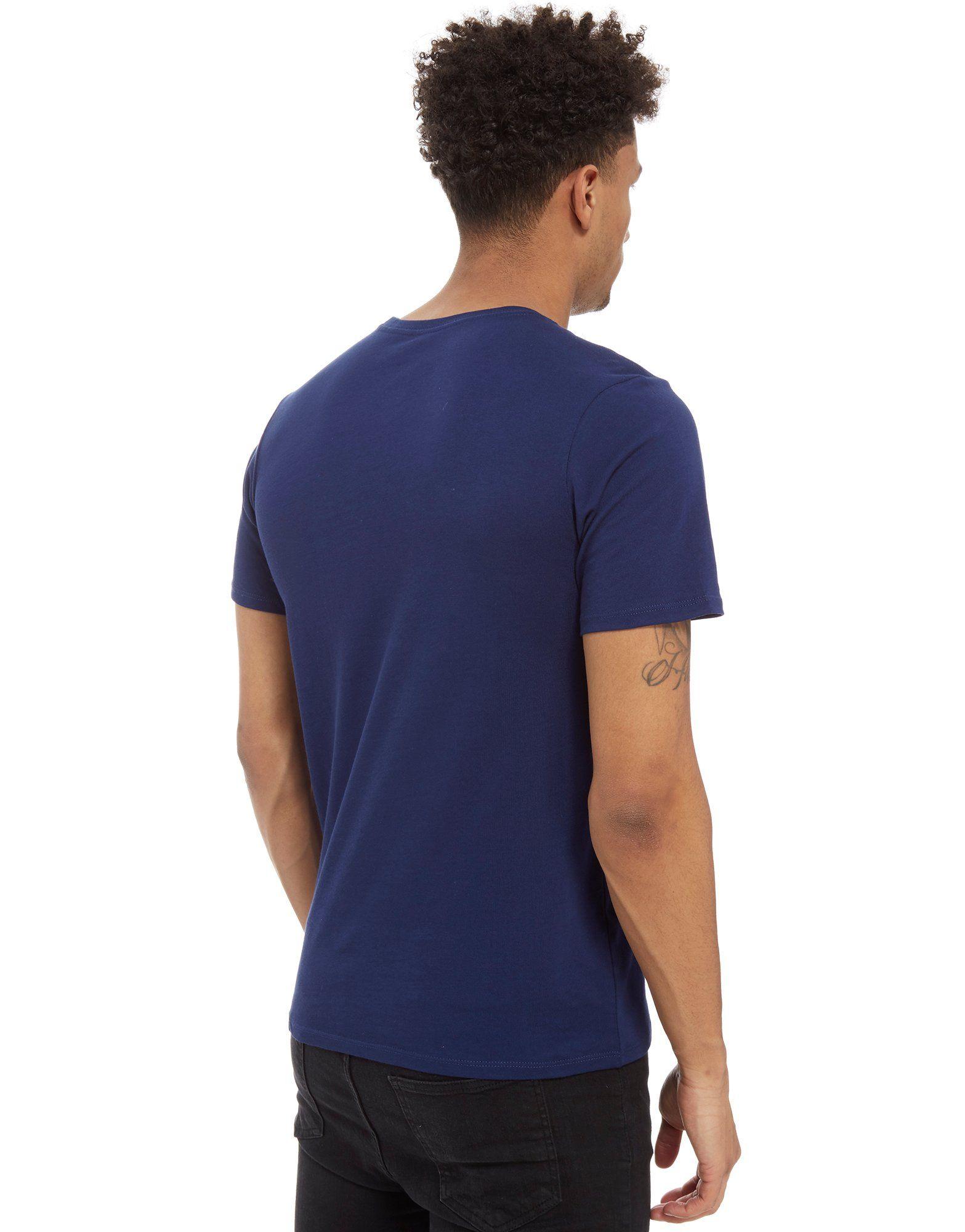 Nike Futura Just Do It T-Shirt Blau Shop-Angebot Günstiger Preis Verkauf Besuch Neueste Preiswerte Online bWgKF