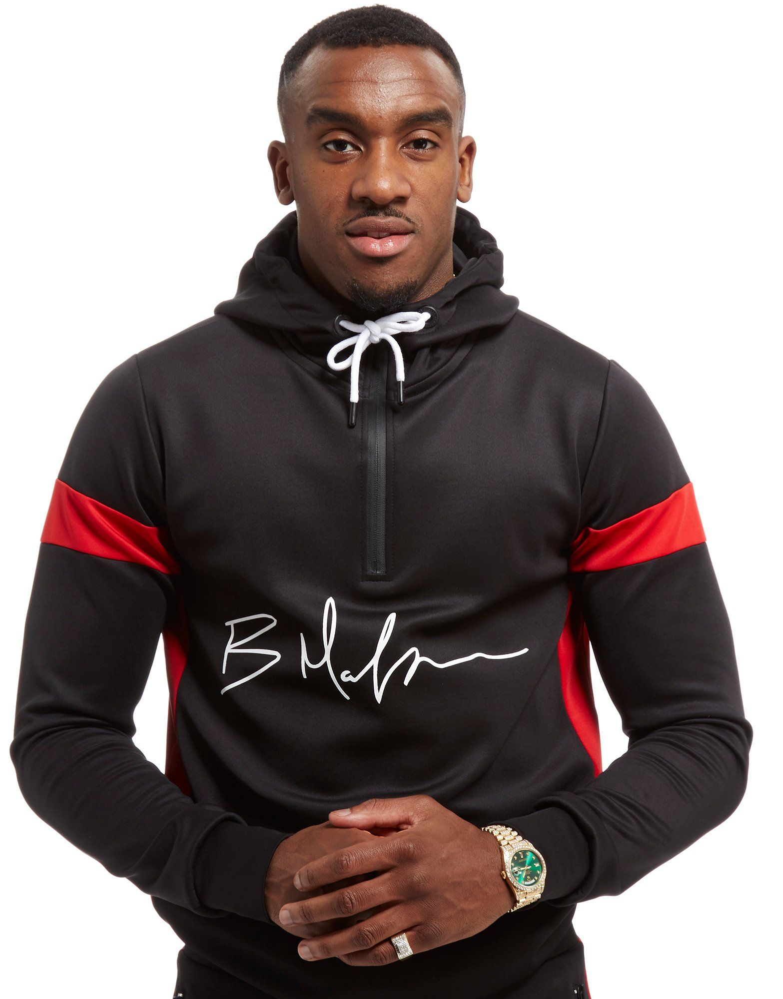 Supply and Demand Bugzy Malone Signature Hoodie £40.00 ... f8cbc444d22