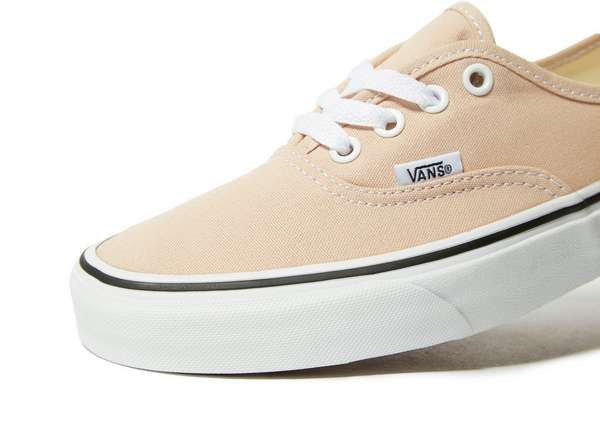 Vans Authentic  Womens Trainers  Brown 046230