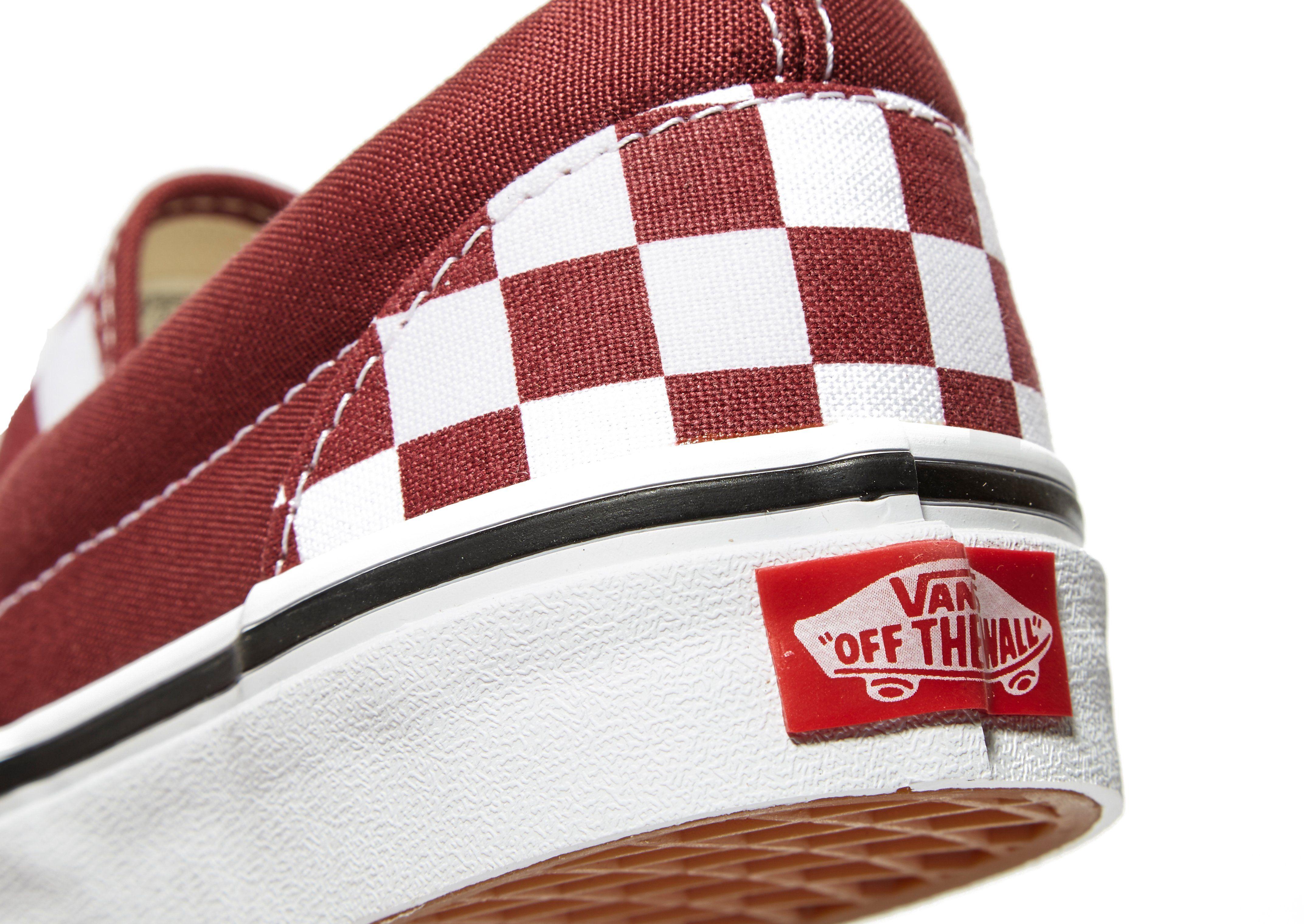Vans Classic Slip On Femme