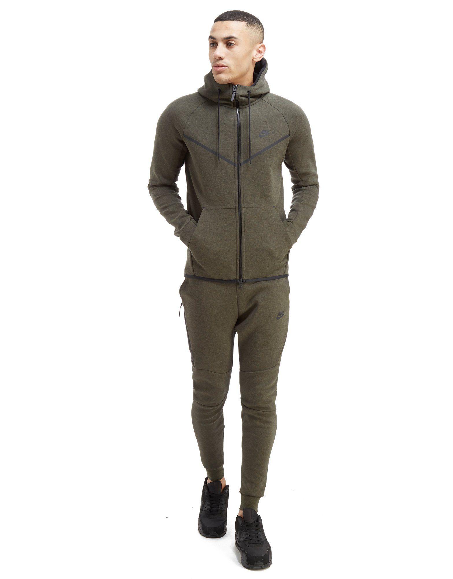 Gr眉n Tech Jogginghosen Gr眉n Jogginghosen Fleece Nike Fleece Nike Gr眉n Tech w7SCSxz1q