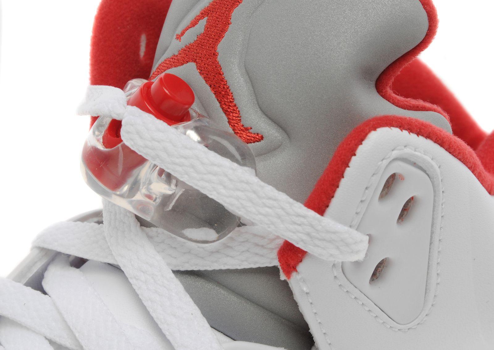 Jordan V Retro 'Fire Red'