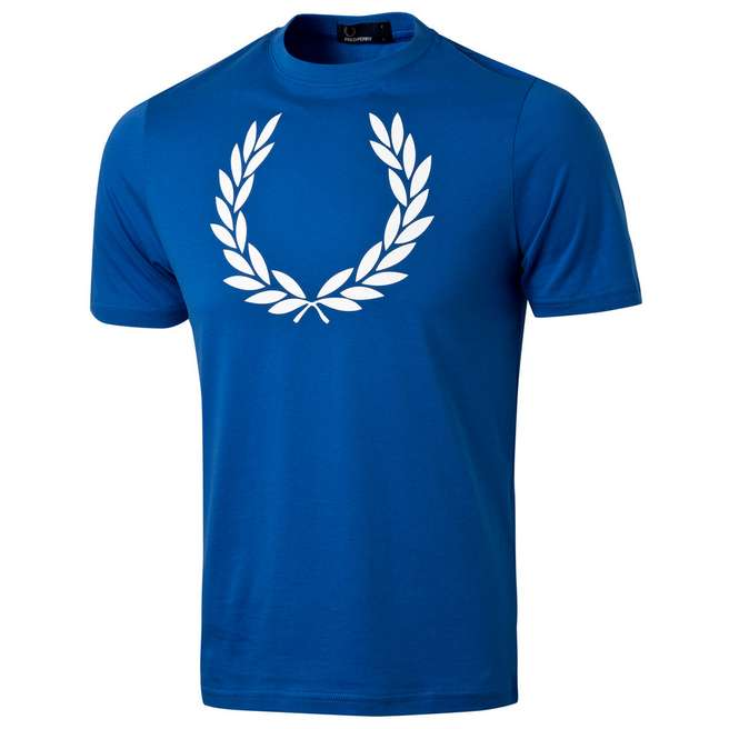 Fred Perry Large Laurel T-Shirt Junior