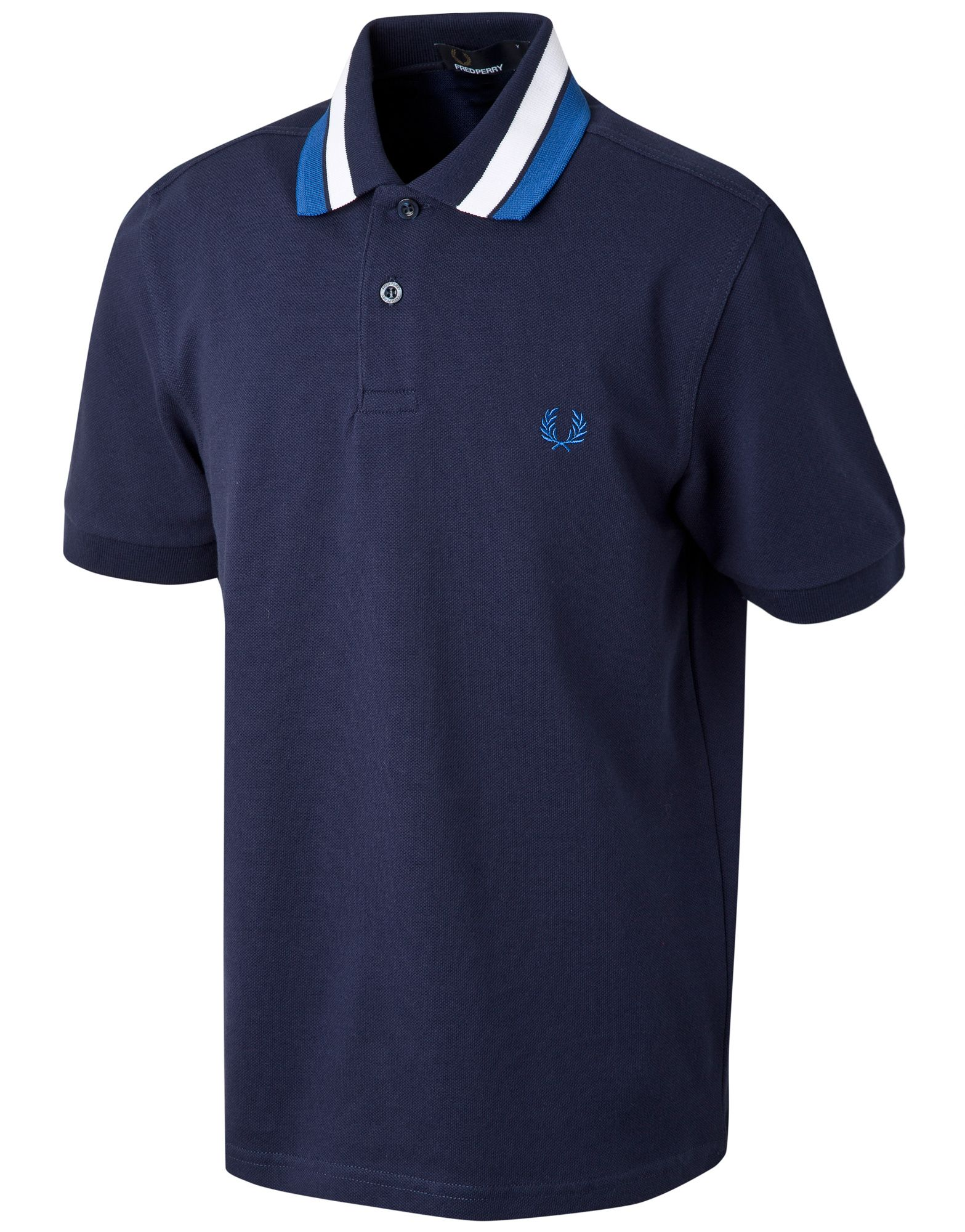 Fred Perry Bold Tip Collar Polo Shirt Junior