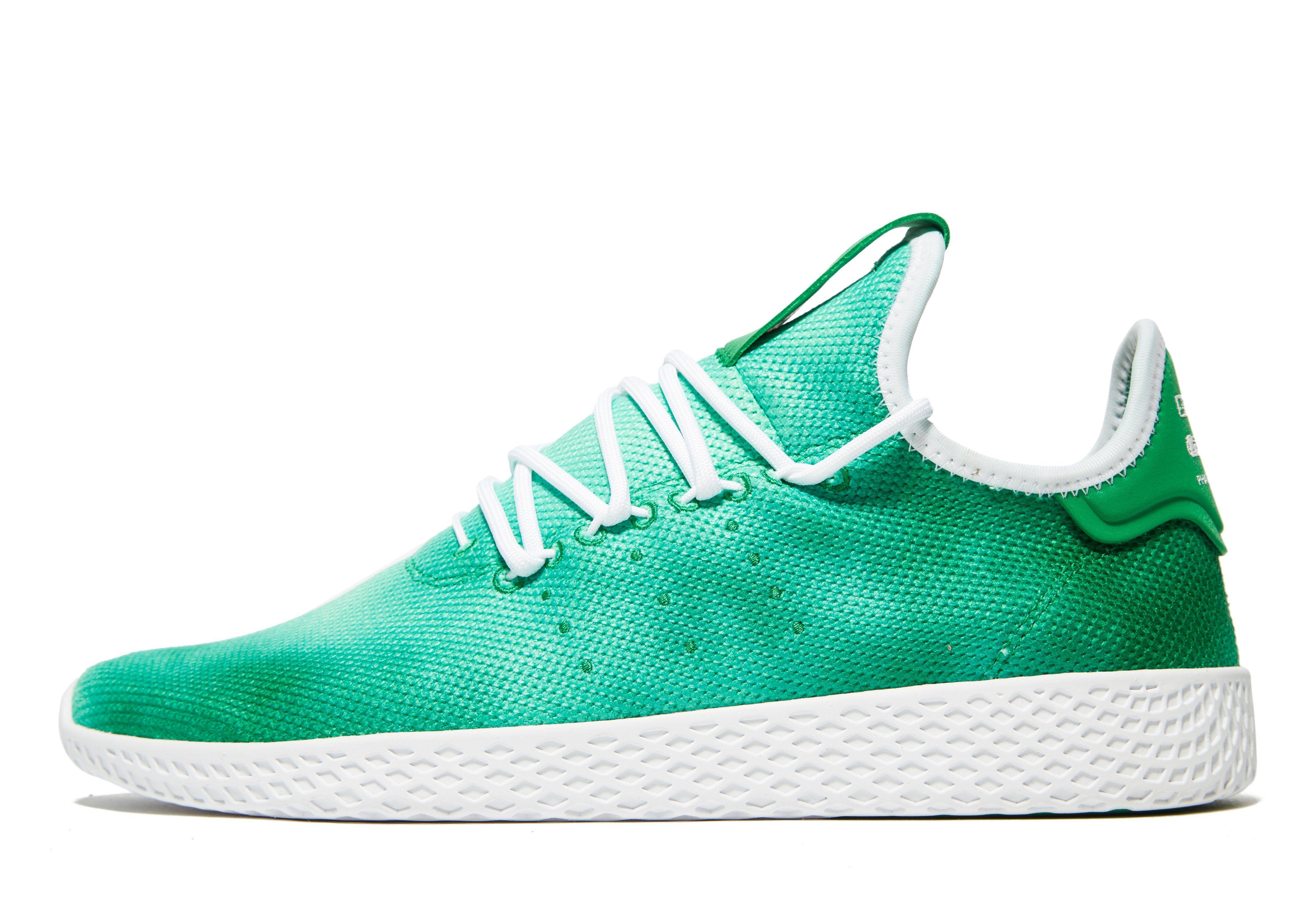 adidas Originals Pharrell Williams Tennis Hu Holi Green Venta Paga Con Paypal Outlet De Venta Barata Precio Increíble oTHI8