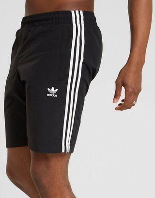 adidas Originals Tape Badehose Herren | JD Sports