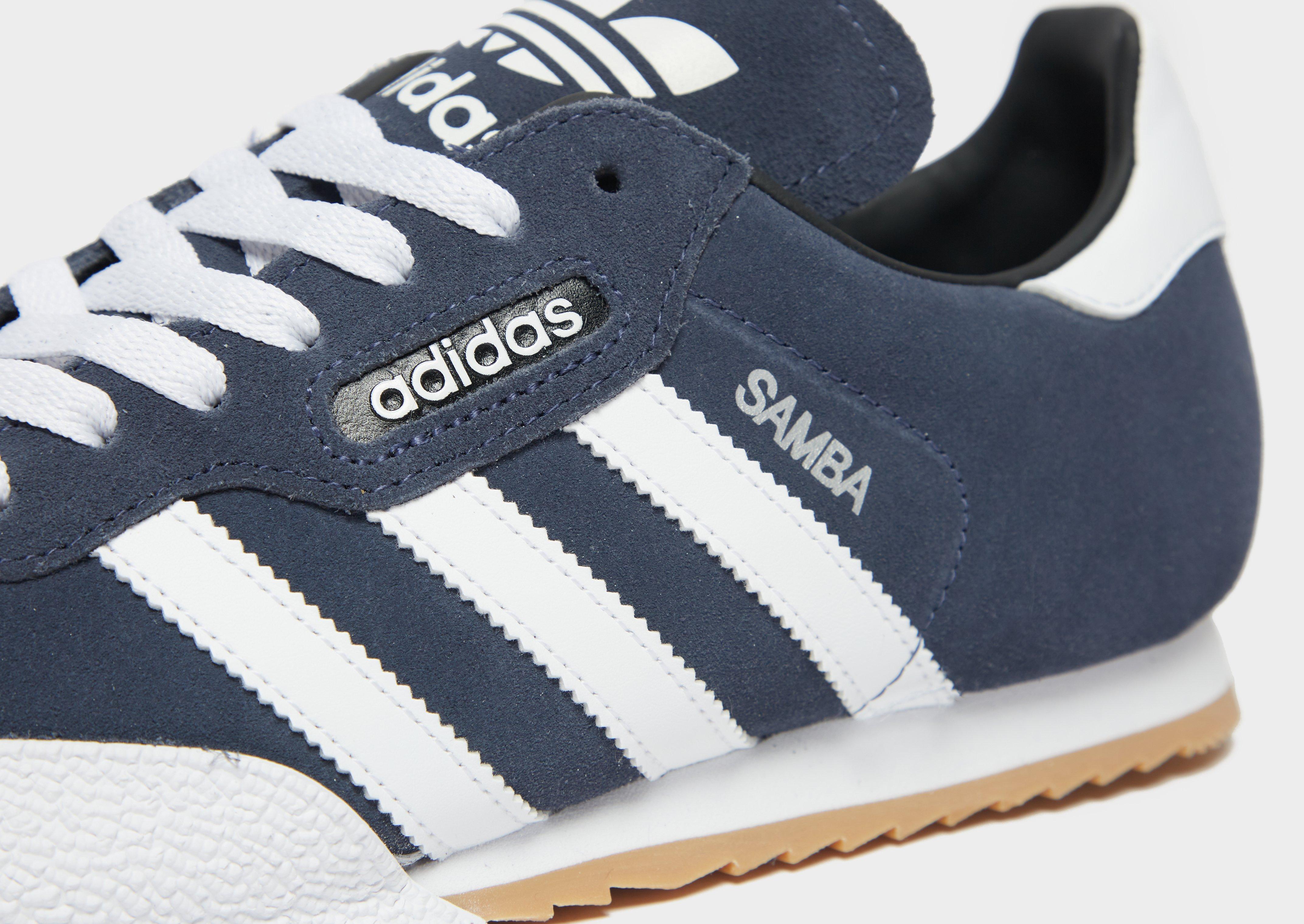 adidas Originals Samba Super Suede Trainers Mens Trainers ...