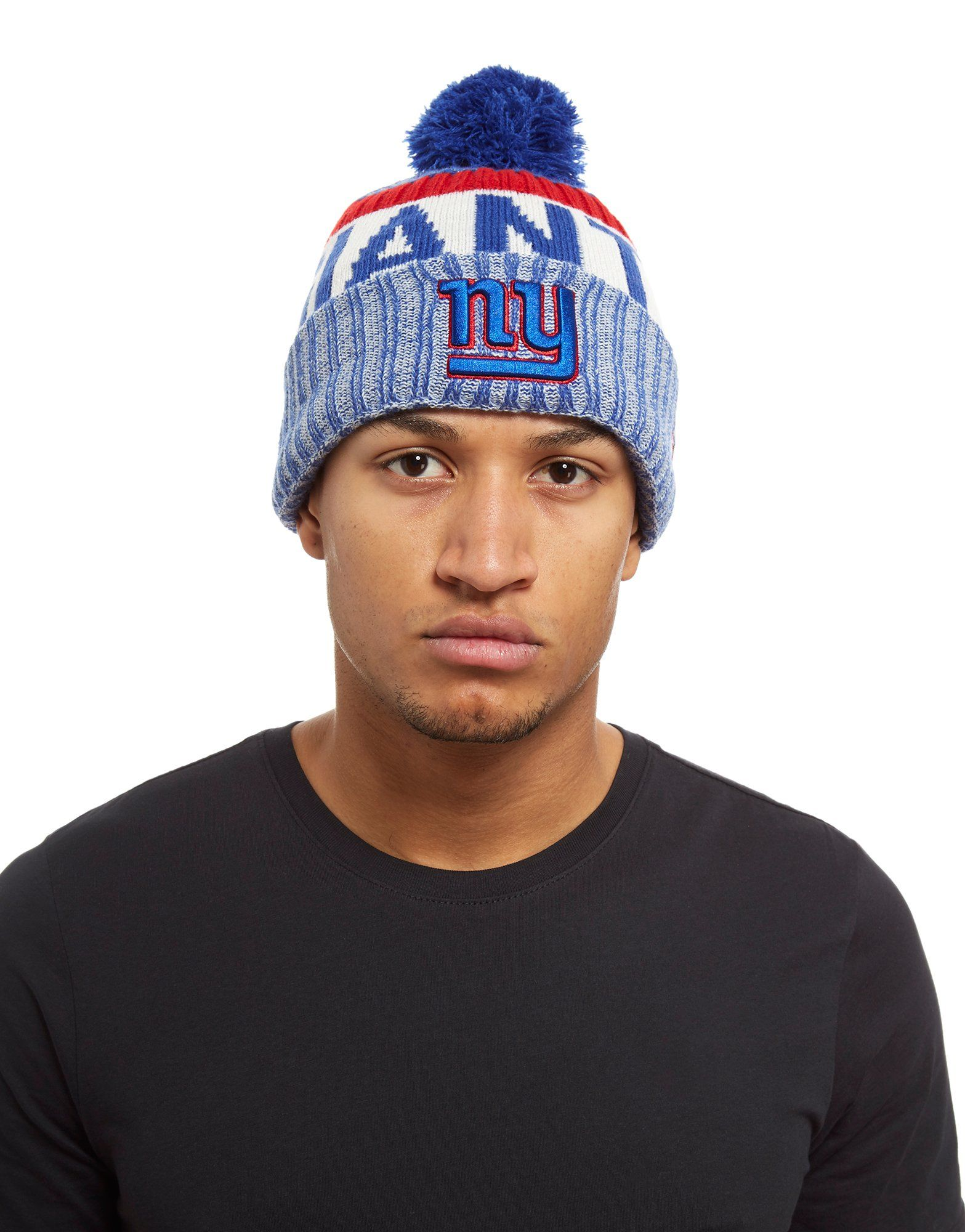 New Era New York Giants Sideline Knitted Hat