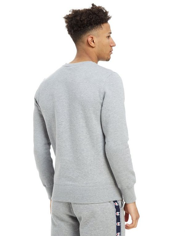 champion sweat script crew homme jd sports. Black Bedroom Furniture Sets. Home Design Ideas