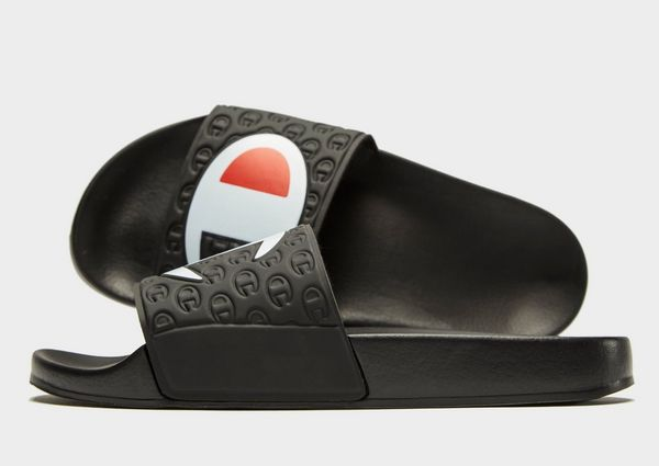 Champion Sandales Slides Femme  6653f283310
