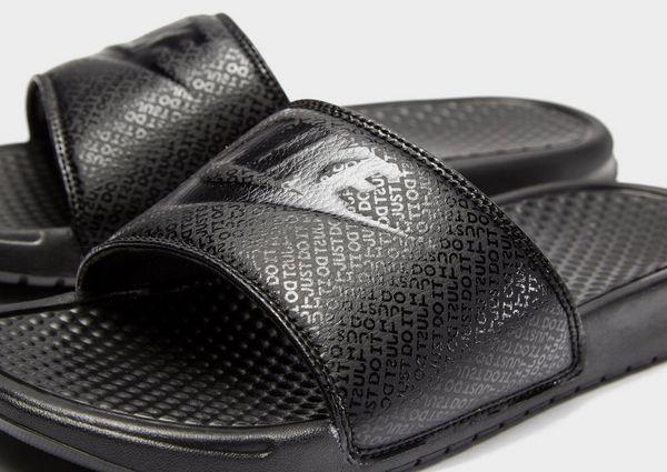 Nike Benassi Slides  fd7ec84cf505