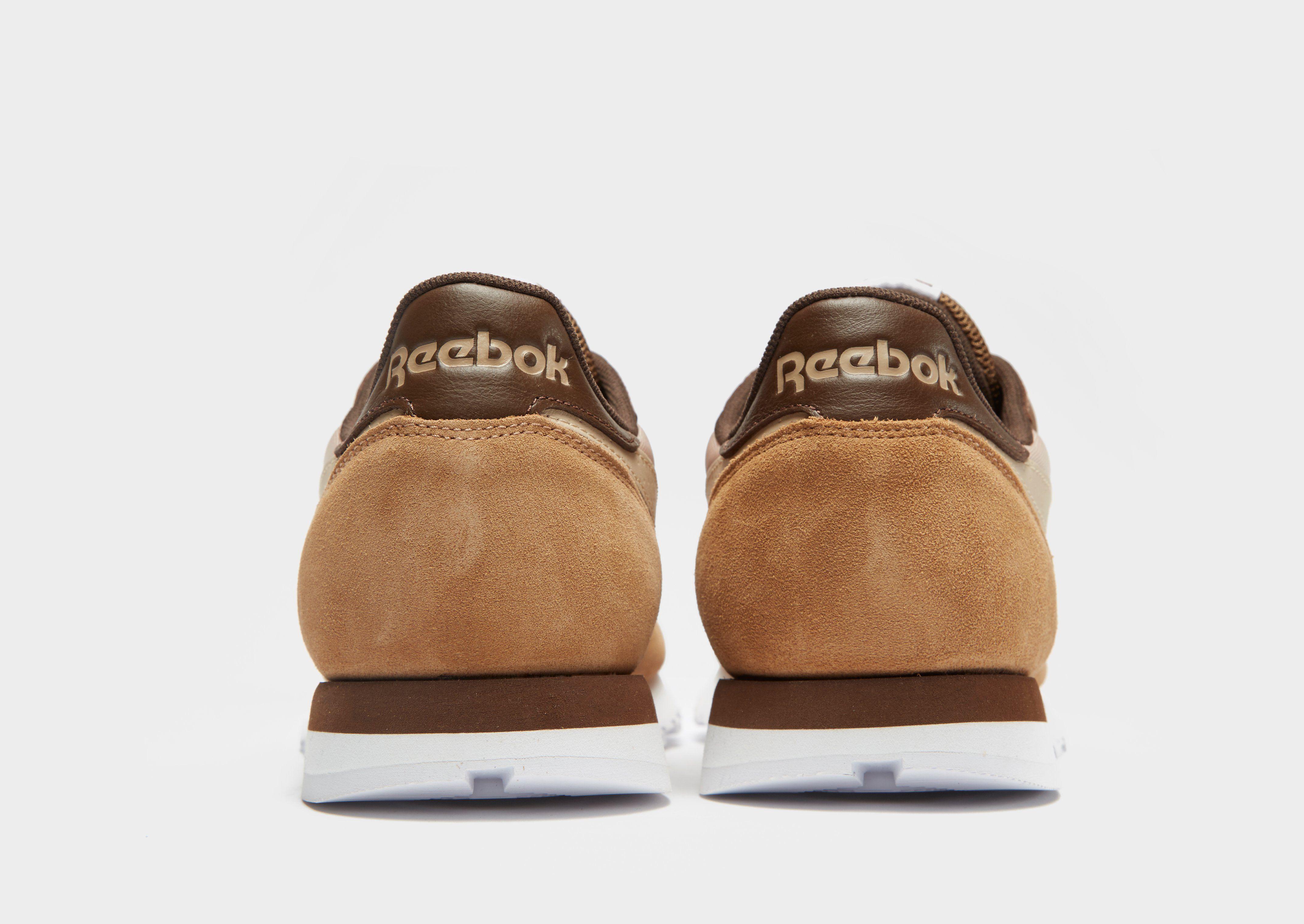 Wahl Bestes Geschäft Zu Bekommen Online Reebok Classic Leather MCC Braun Billig Verkauf Zahlen Mit Paypal Freies Verschiffen Verkauf 6IJW8CelD