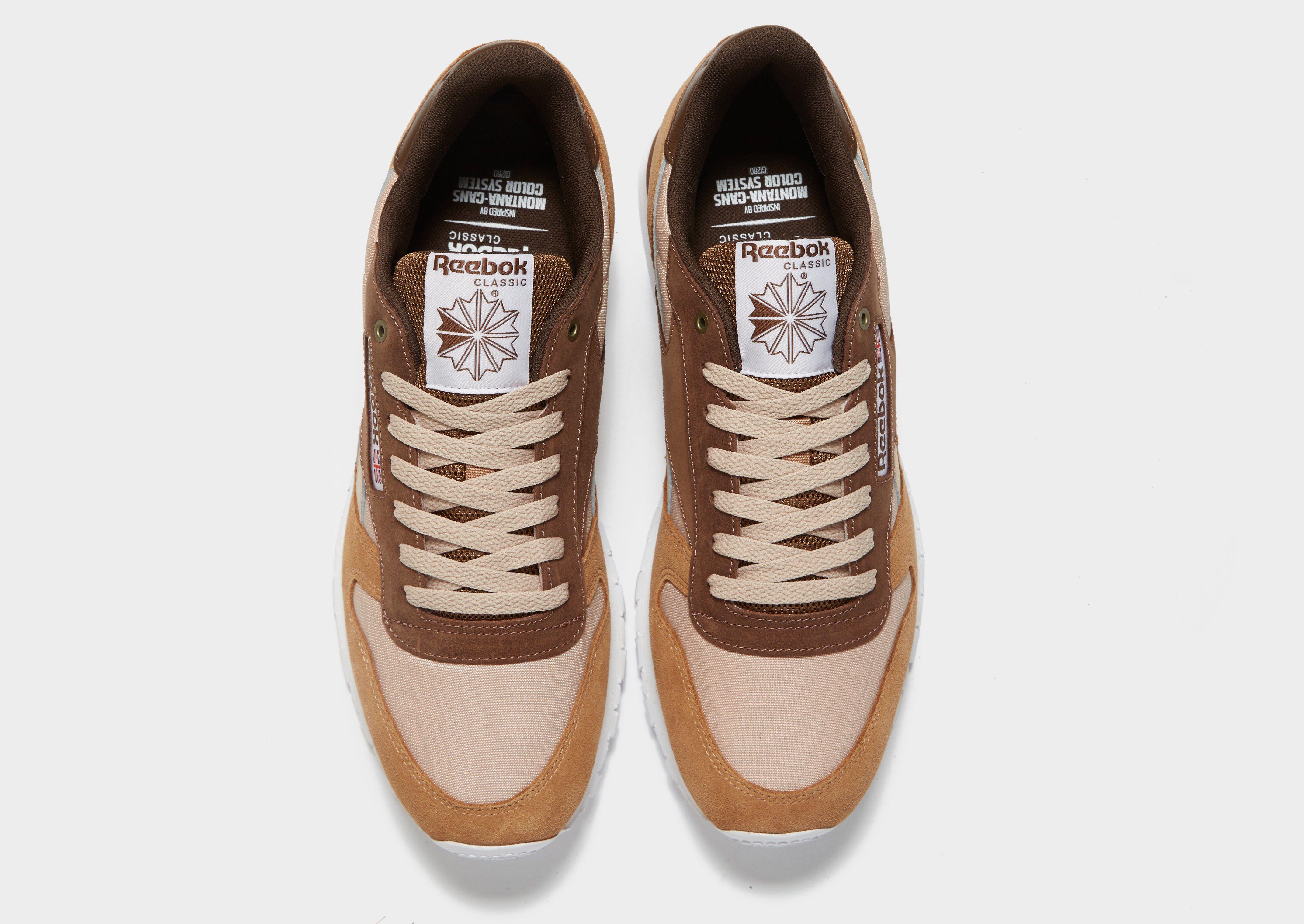 Gutes Verkauf Günstig Online Auslass Der Billigsten Reebok Classic Leather MCC Braun Bestes Geschäft Zu Bekommen Online gQdYIaPY