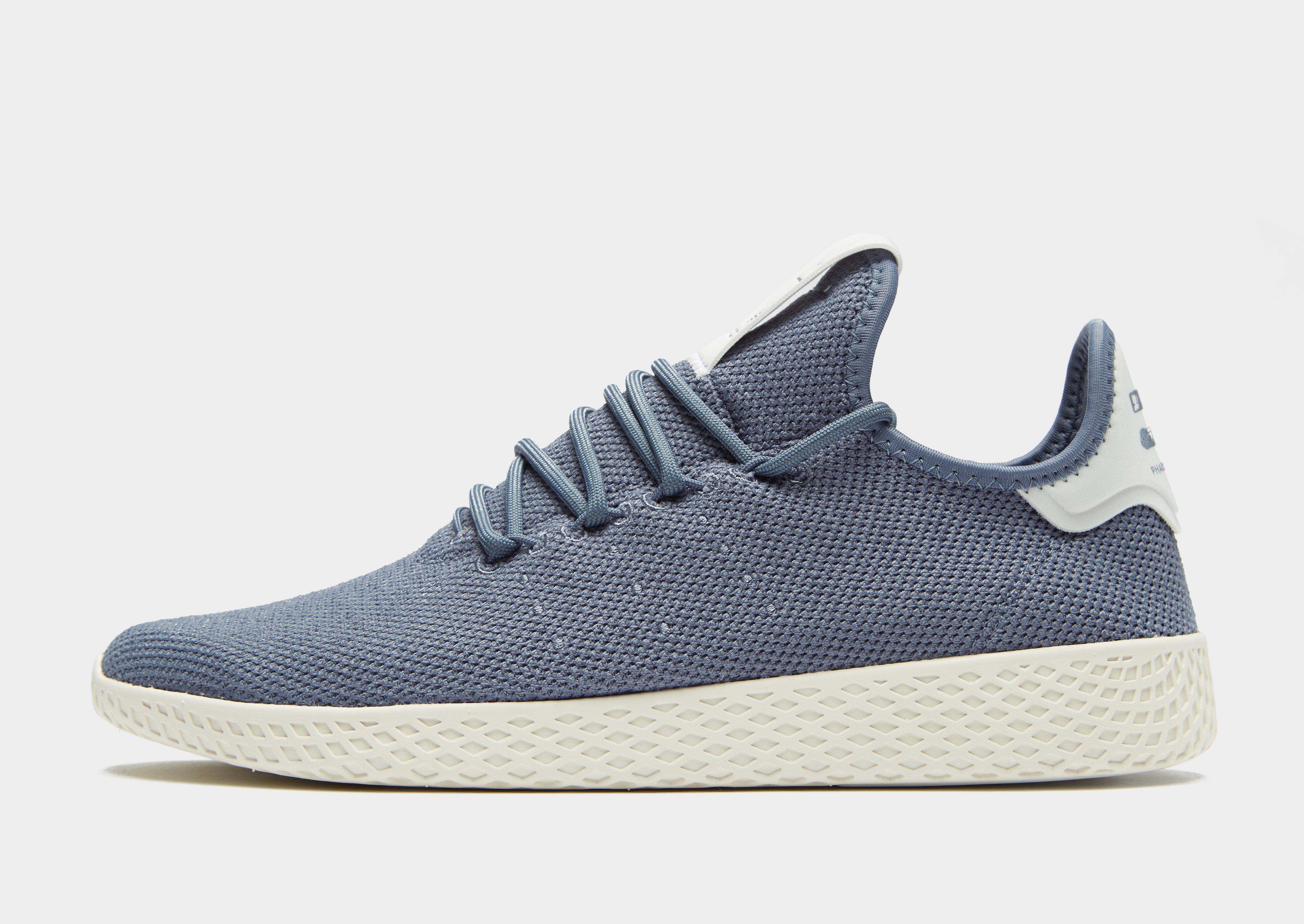 aed55668a adidas pharrell williams bleu adidas Originals x Pharrell Williams Tennis Hu  ...