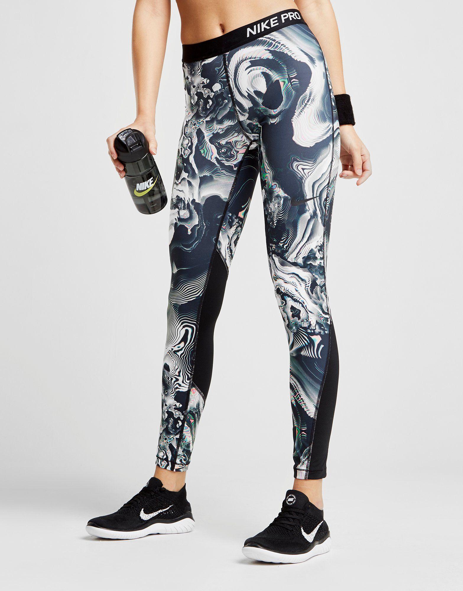 nike leggings marble pro femme jd sports. Black Bedroom Furniture Sets. Home Design Ideas