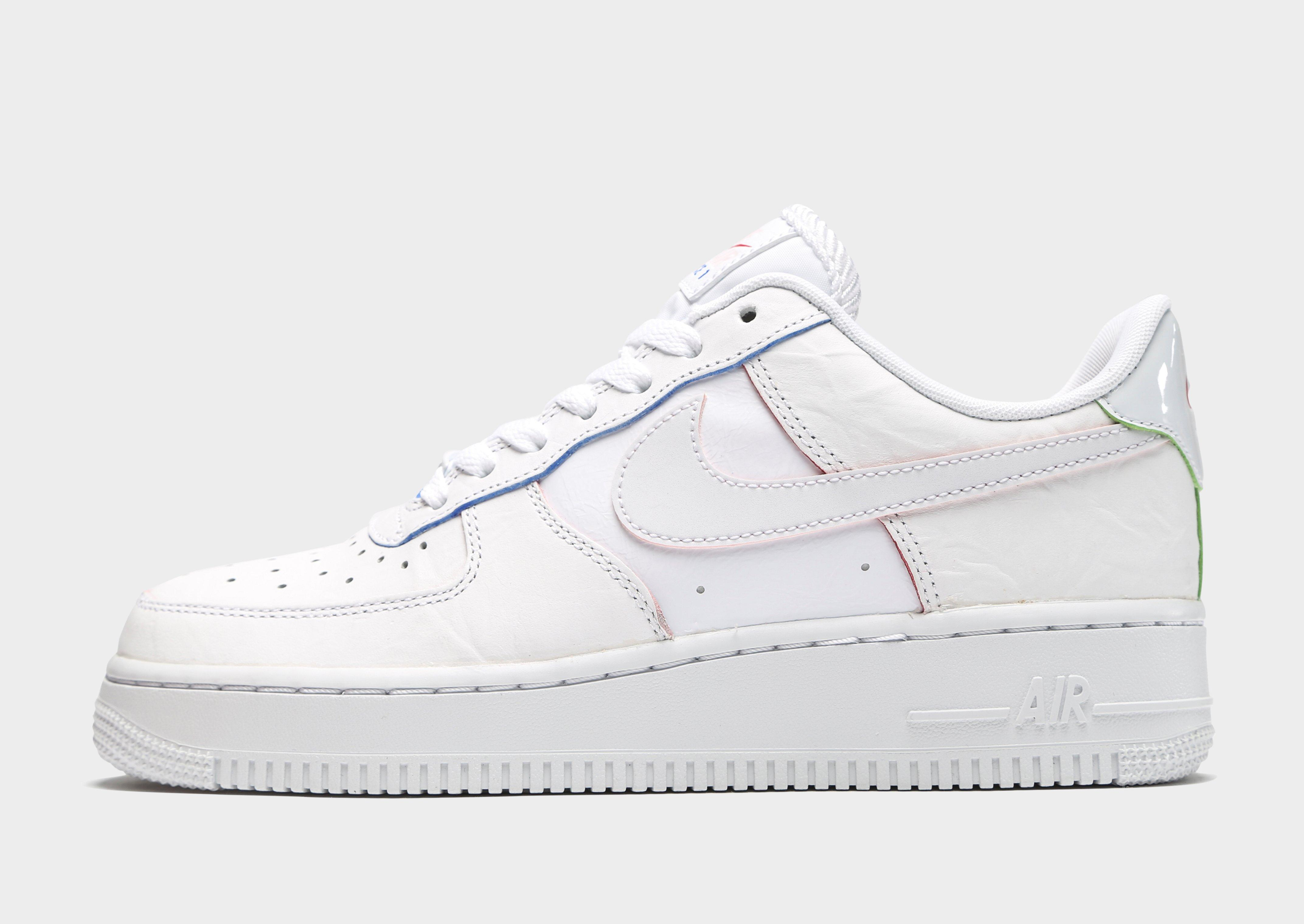 nike air force 1 low donna bianco 049950