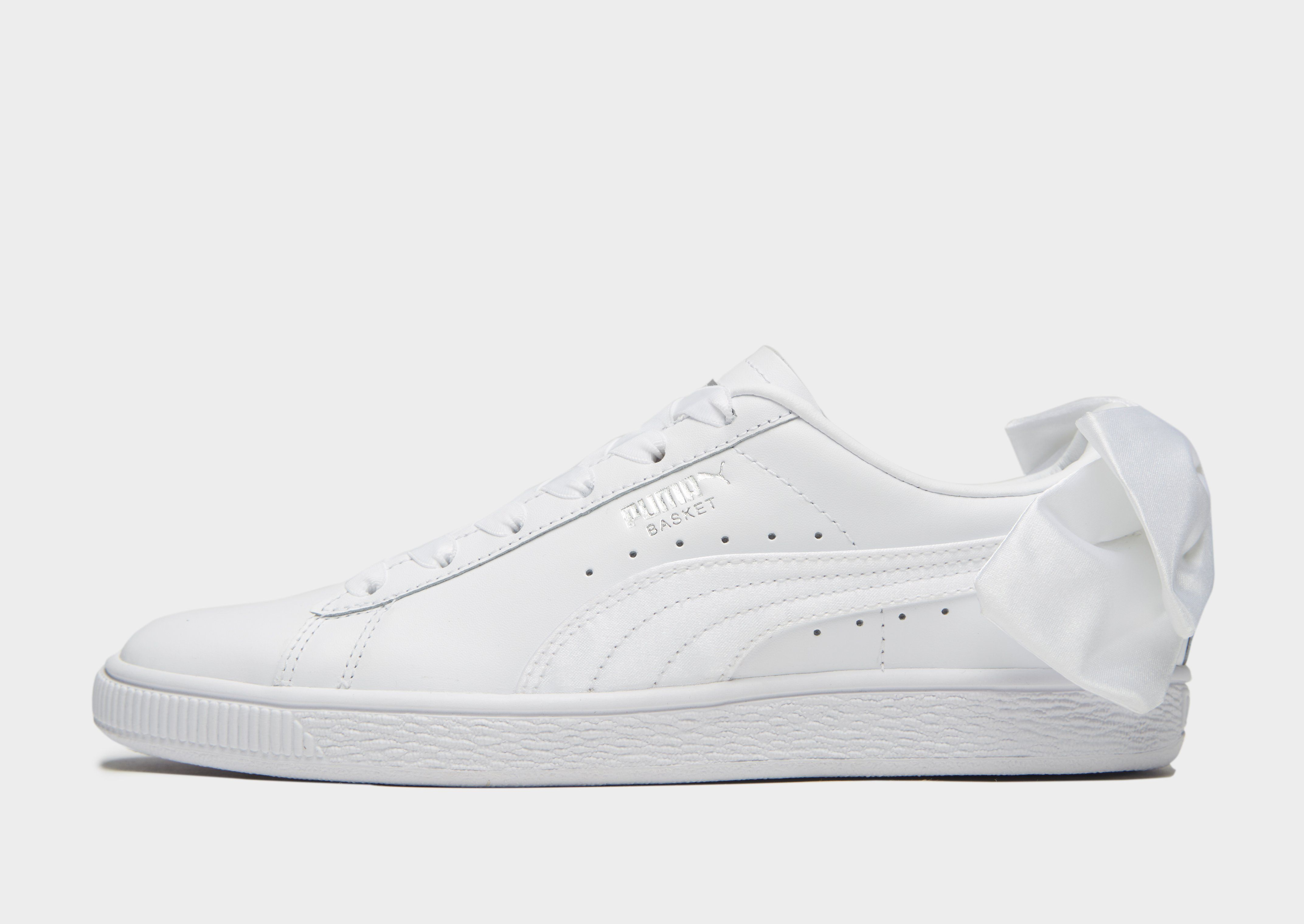 PUMA Basket Bow Women's