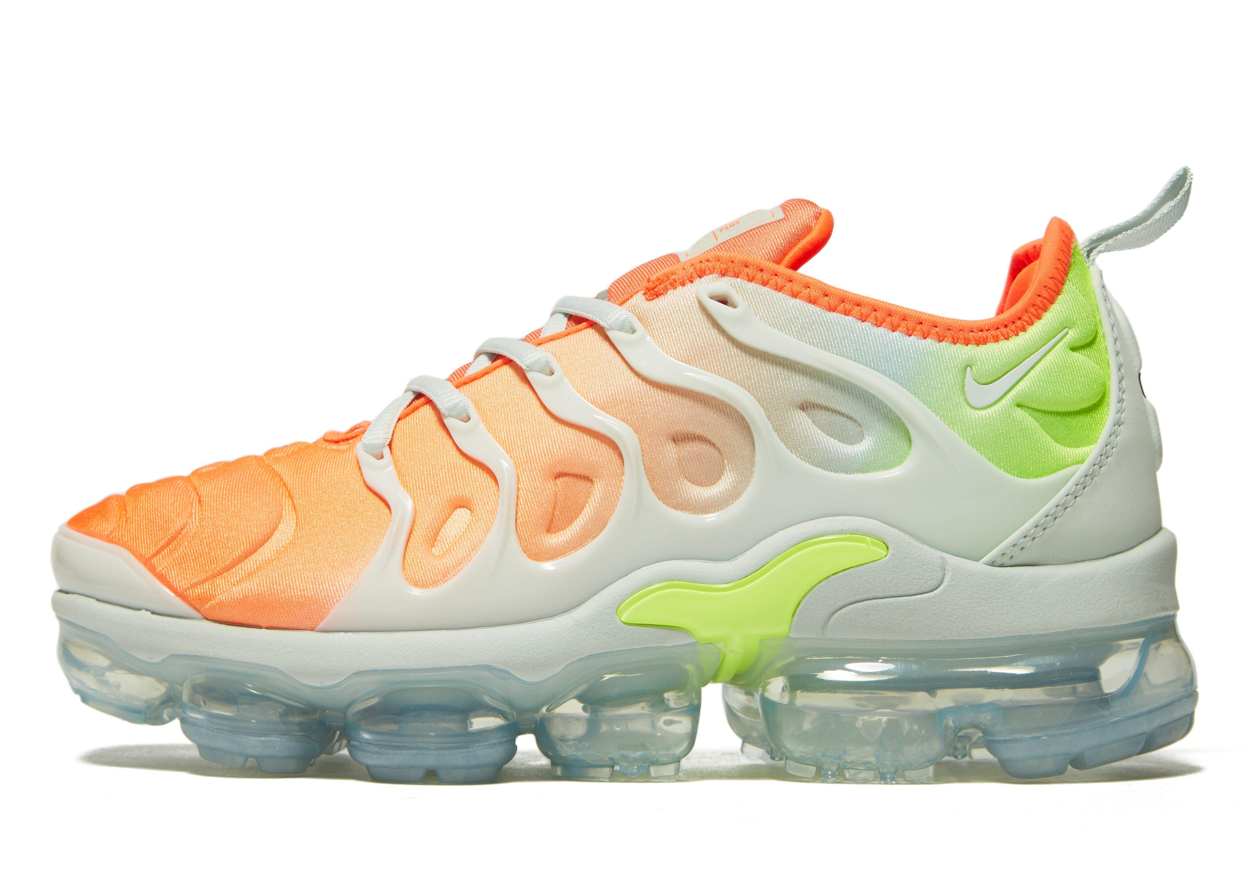 Nike W Air Vapormax Plus Damen 38 Orange