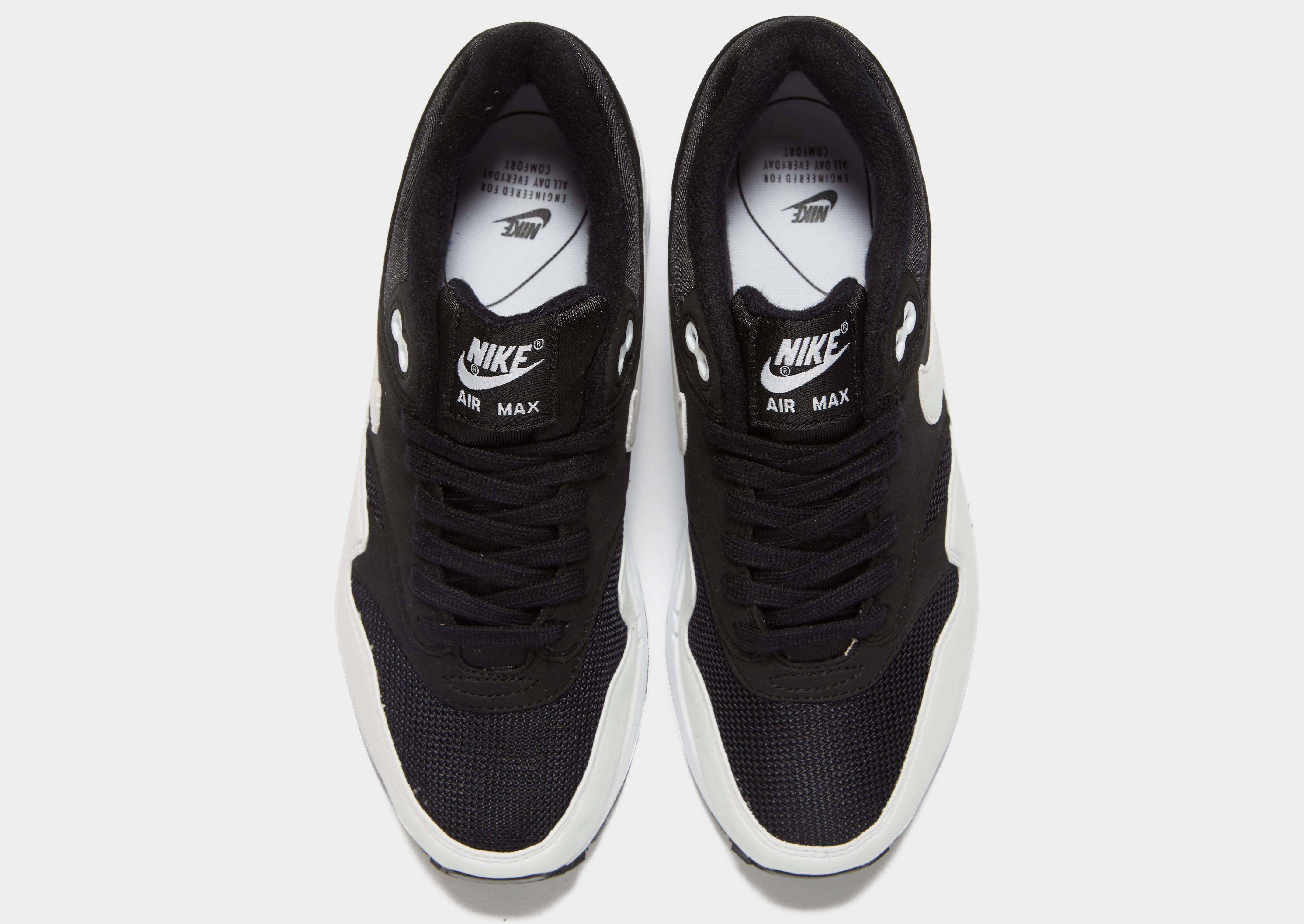 Nike Air Max 1 Damen Schwarz Outlet Großer Verkauf sqRgZ