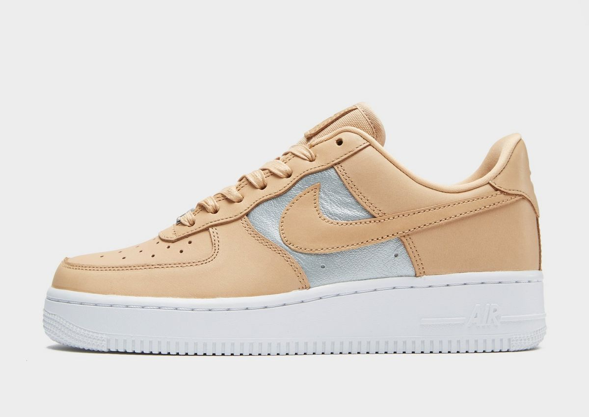 nike air force 1 nere e marroni