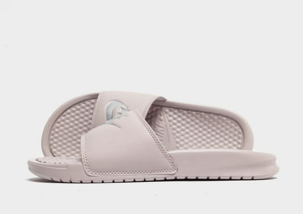 Nike Benassi Just Do It Slides Women s   JD Sports f542aed14210