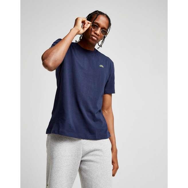 Lacoste Plain Crew T-Shirt