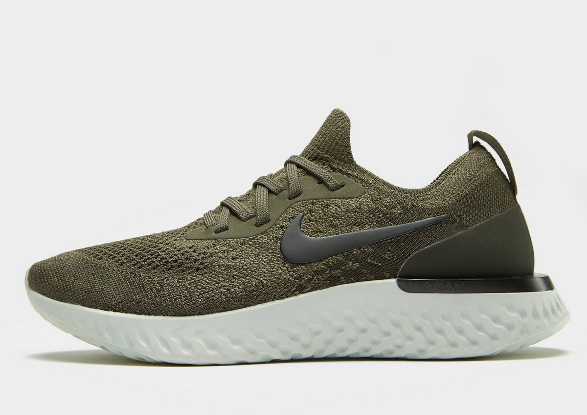 Nike epic react flyknit donna 050377 verde 050377 donna 434ab8