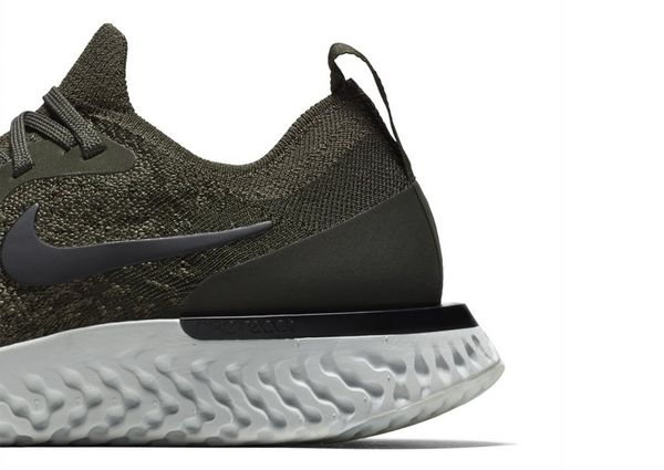 official photos 27863 ce021 greece nike epic react flyknit green germany b8b54 deed5