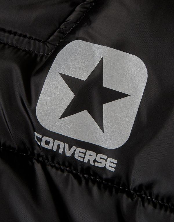 Converse Quilted Puffer Jacket Junior