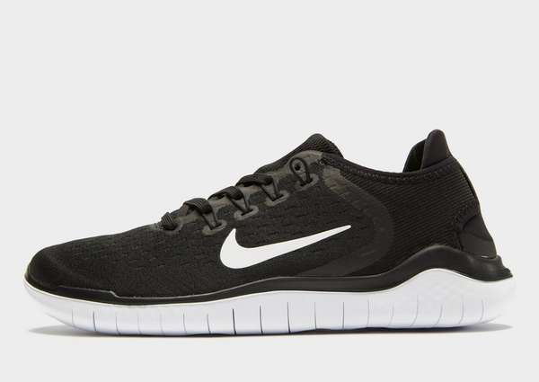 Nike Free RN 2018 - Women's Running Shoes - Black 050415