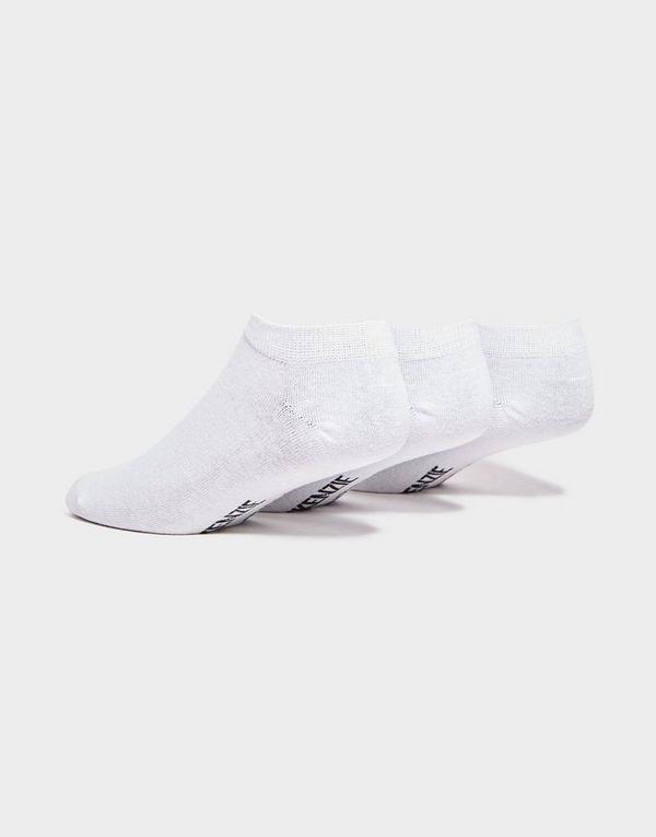 McKenzie 3 paar laag gesneden sokken